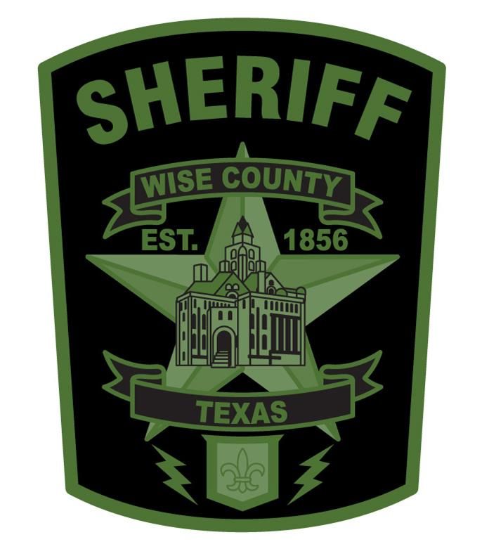 Sheriff Wise County Badge